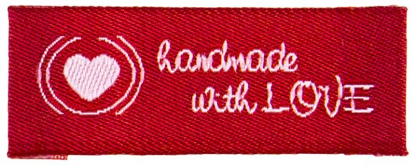 handmade with love rot